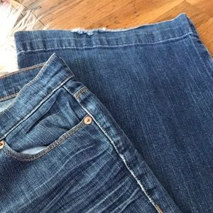 The Limited Jeans - The LIMITED flare bottom jeans size 6